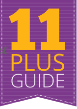 11+ Tuition help from 11 plus guide website