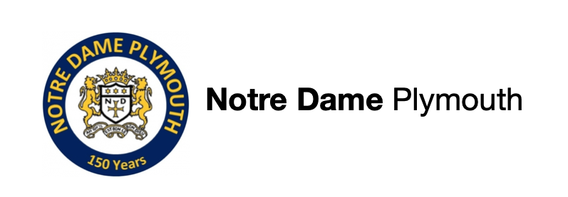 GCSE and A-Level Tutor for Notre Dame School - Logo