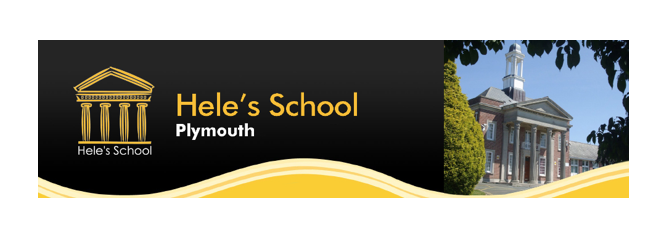 GCSE and A-Level Tutor for Hele's School - Logo
