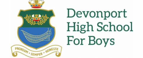 GCSE and A-Level Tutor for Devonport High School For Boys - Logo