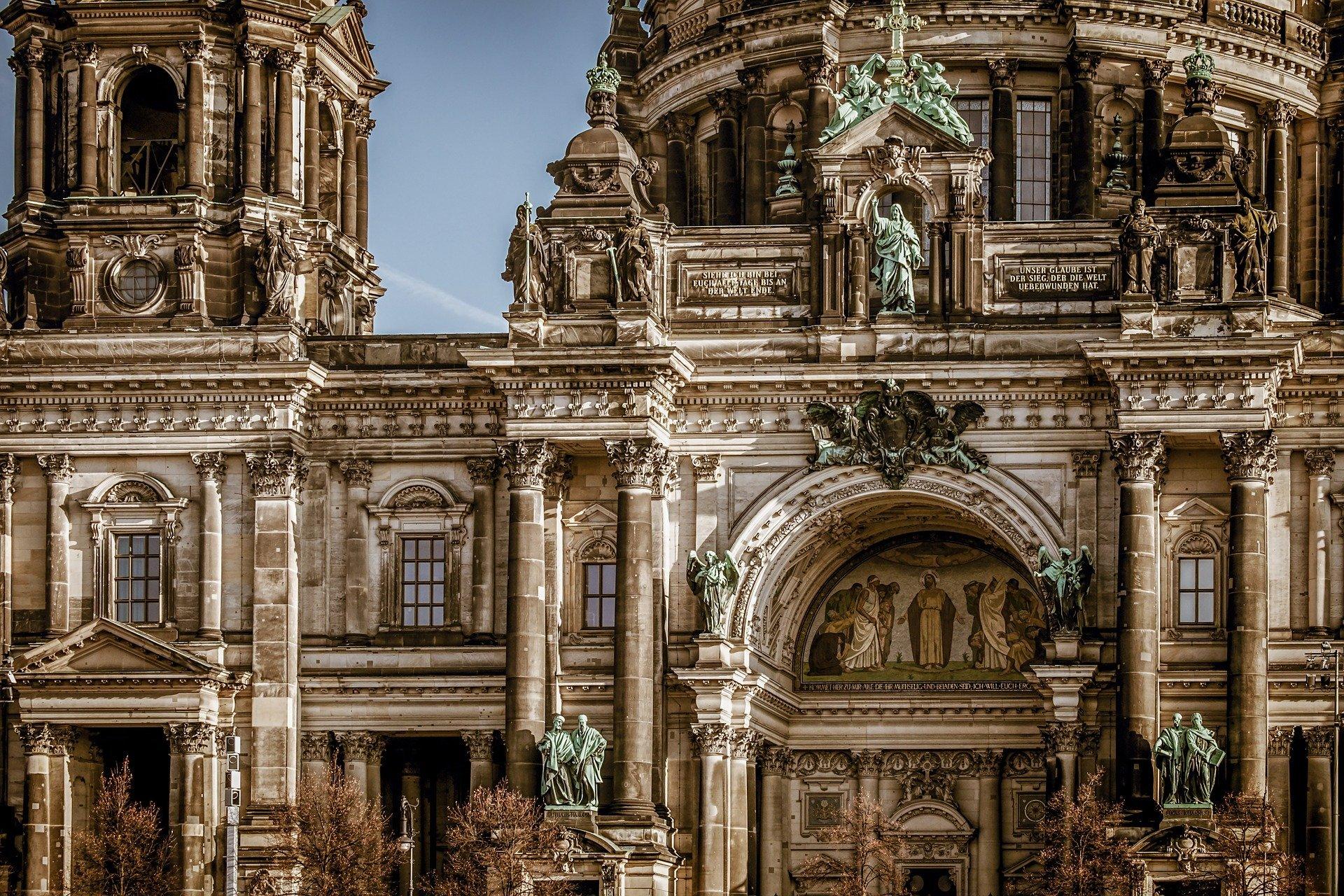 german berlin cathedral