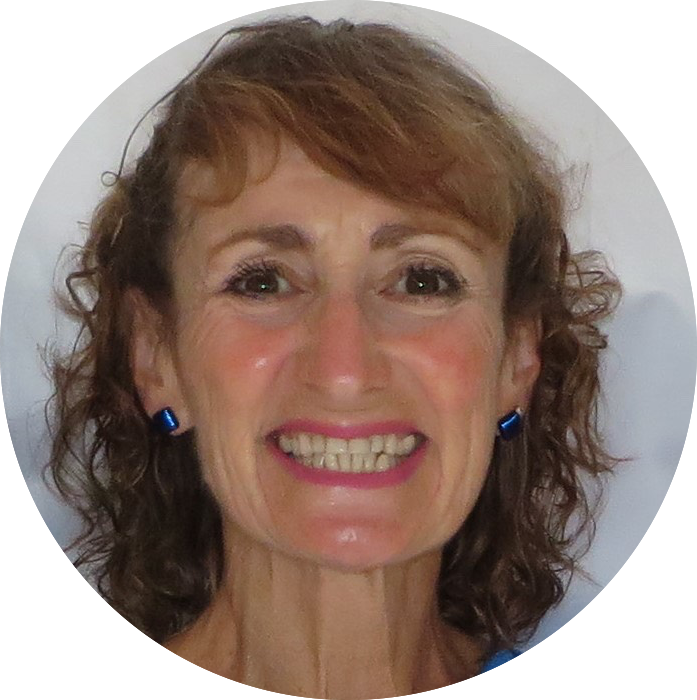 english tutor Sharon Perry profile photo round