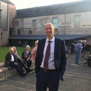 lee howgate at Torre Abbey english history and politics tutor