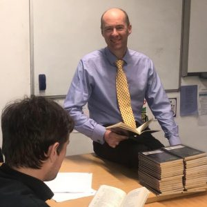 lee howgate teaching in the classroom english history and politics tutor