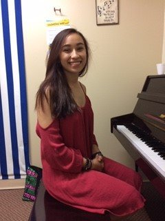 piano student from quebec called stefanie