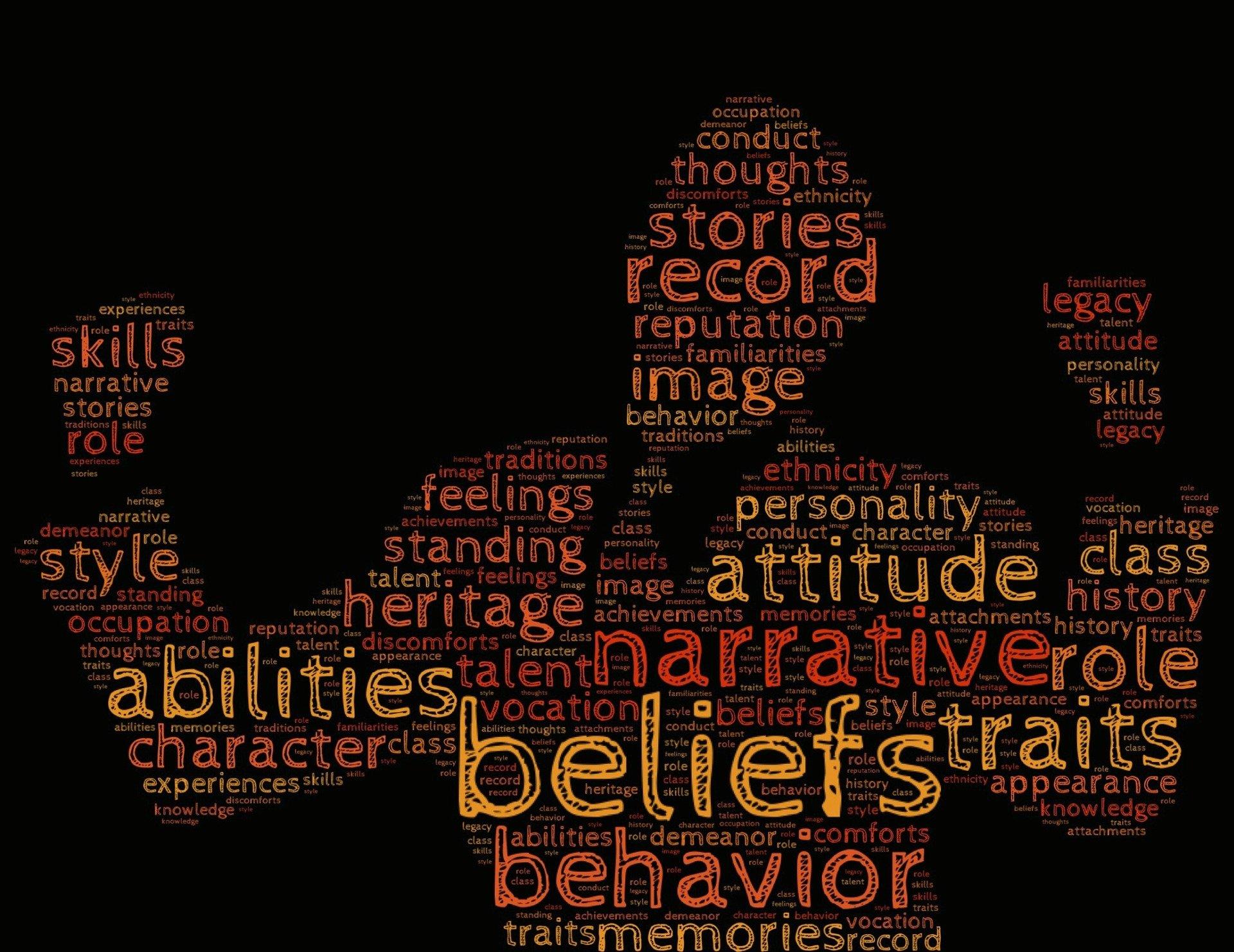 the psychology of identity